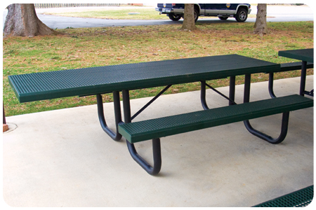 Site Furnishings Eagle Play Structures - Ada picnic table requirements