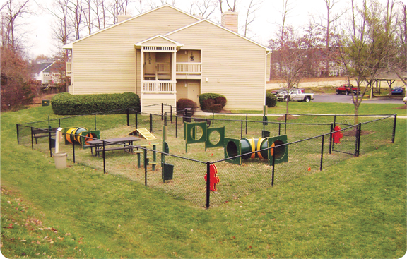 A Dog Park Provides A Community Location For Pets And People To Socialize  And Exercise. Eagle Play Structuresu0027 Wide Variety Of Pet Play Stations Are  ...
