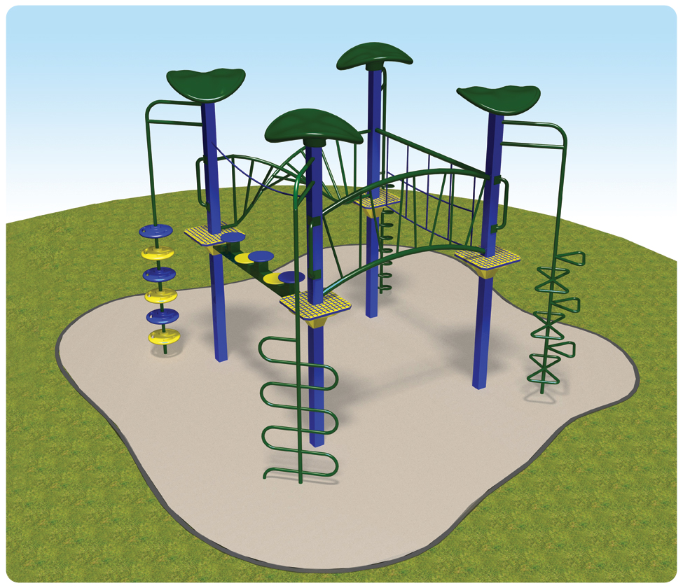Sky Links - Eagle Play Structures